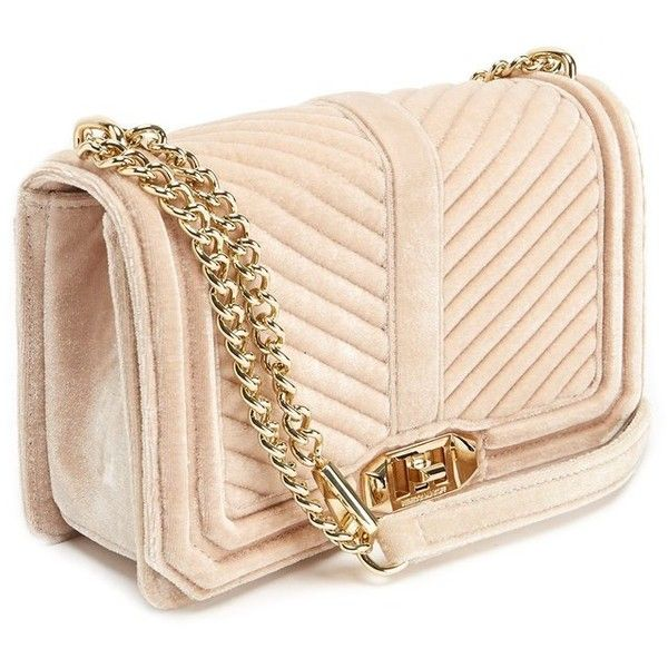 Rebecca Minkoff Pink Love Quilted Crossbody Bag ❤ liked on Polyvore featuring bags, handbags, shoulder bags, crossbody shoulder bag, pink handbags, pink cross body purse, pink purse and crossbody handbags