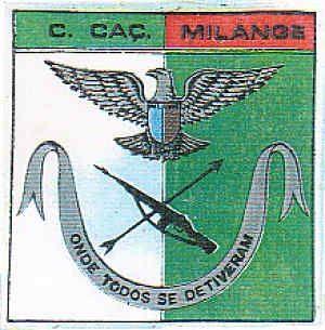Companhia de Caçadores de Milange Moçambique