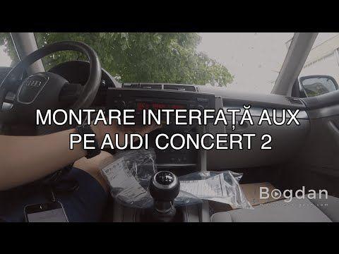 Lire des MP3 sur clé USB ou carte SD avec l'autoradio d'origine - Audi Concert 2 - YouTube