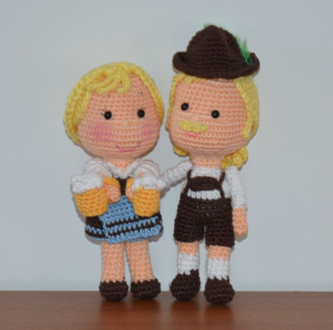 62 mejores imágenes de Idee crochettose - Dolls couples and males en ...
