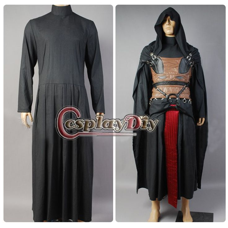 Star Wars Darth Revan Outfit Cosplay Costume