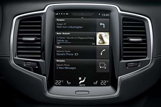 """Infotainment Review by Digital Trends: Volvo's Sensus Connect -""""Cars are an incredibly challenging environment for electronics.Components must not only stand up to extreme temperature variations and constant vibrations but also the long and difficult automotive development cycle"""".According to this review, Sensus Connect delivers performance at par with latest tablets and is packed with features most suited for the drivers."""