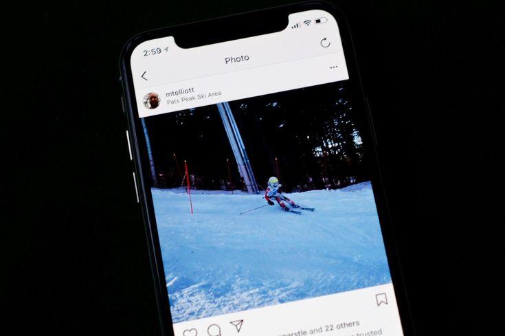 Cómo publicar una gran foto en Instagram extraída de tus videos