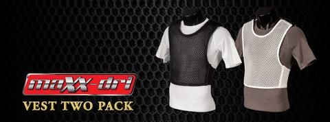 The Maxx-Dri vest is a thin vest made out of unique mesh material that's designed to be worn under body armor. Policeone.com interviewed the inventor of The Ma