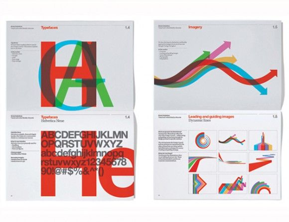 Amazing! Minimal branding style guide for design Council 2.