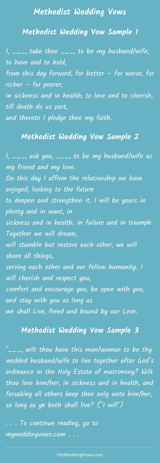 173 Best Wedding Vows Images On Pinterest