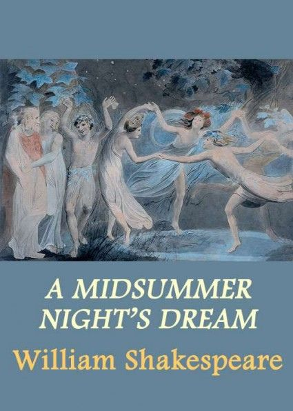 A comparison of the lovers in a midsummer nights dream and twelfth night by william shakespeare