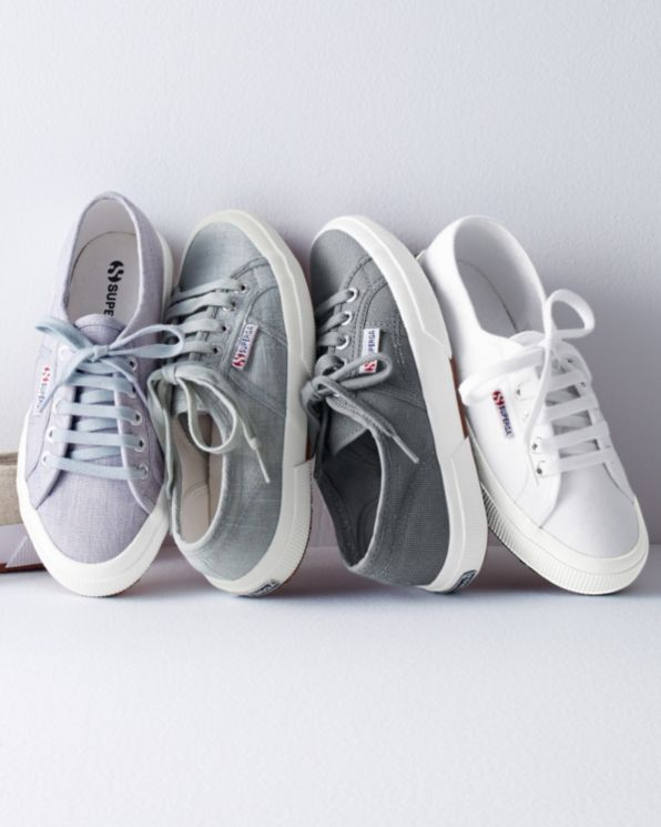 Stitch Fix - these would look cute with some white jeans! Definitely can get me around town without a bunch of blisters. Superga Cotu Classic Tennis Sneakers - Garnet Hill