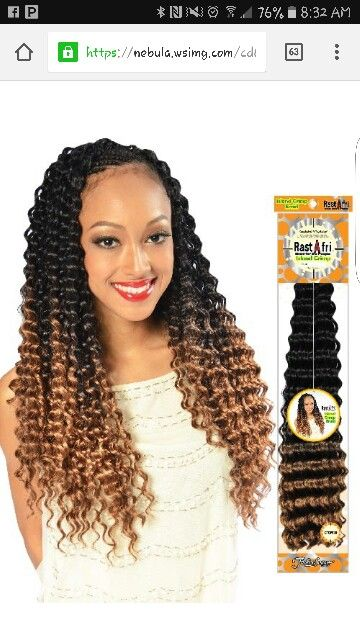 Crochet Braids Brooklyn : Crochet braids...Island crimp