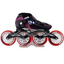 Patines profesión Patines en línea Patines zapatos zapatos de patinaje de velocidad Patines 4 ruedas Patins Roller