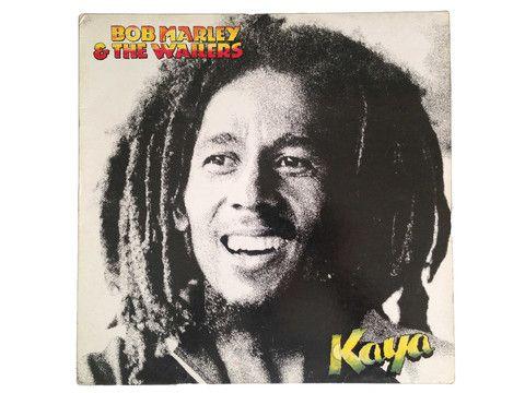 Bob Marley & The Wailers Kaya (LP) – Junkie Charity Store #Vinyl #LP #Record #AlbumArt #BobMarley #TheWailers #Kaya