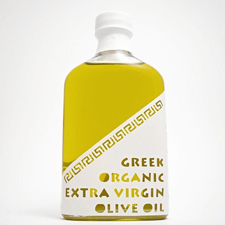 Greek Extra Virgin Olive Oil
