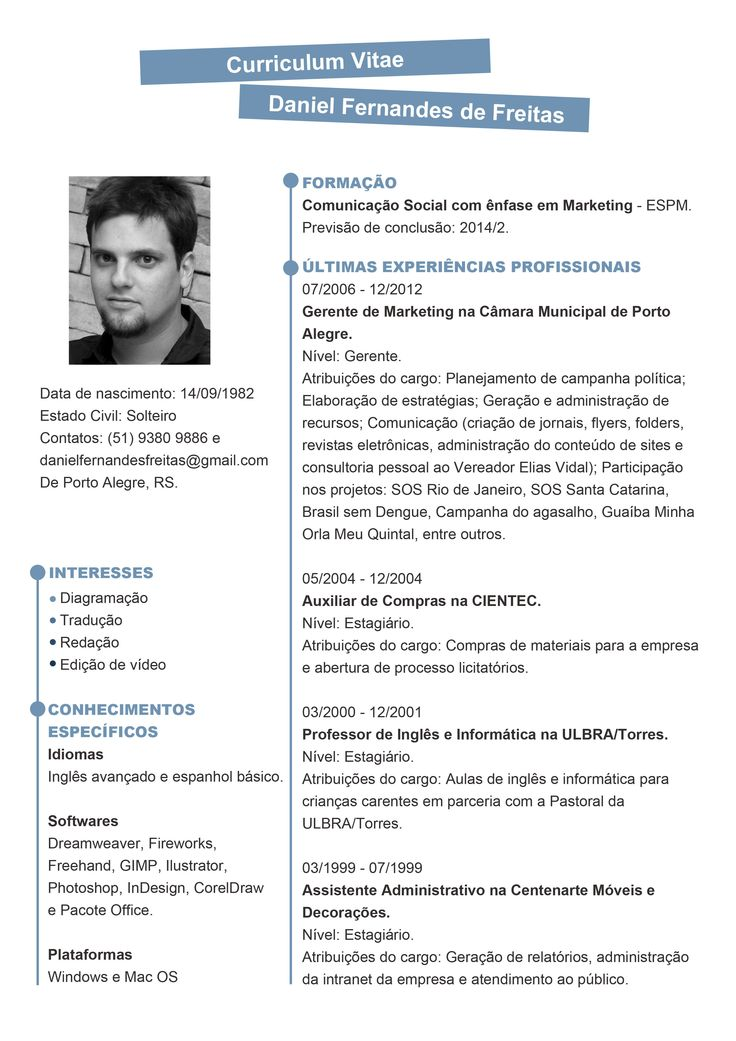 1000 images about curriculum vitae on