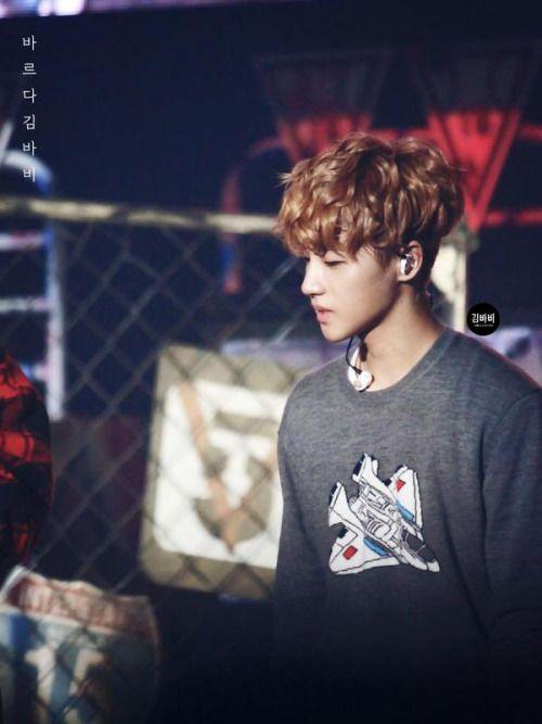 151003 Jinhwan @ iKON Debut Concert © 김바비 | DO NOT crop the logo.