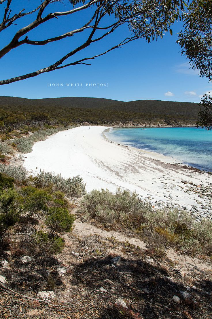 Memory Cove in Lincoln National Park on de Eyre Peninsula in South Australia