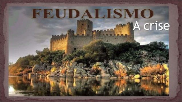 Image result for crise feudalismo