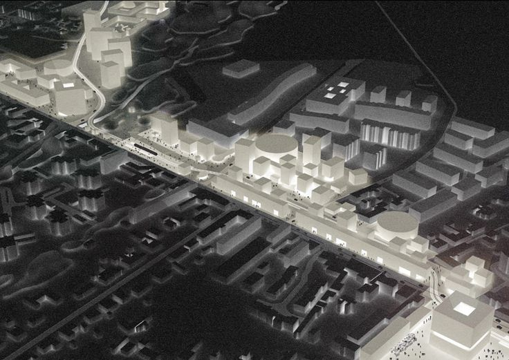 OMA to Masterplan Southern Neighborhood of Bordeaux