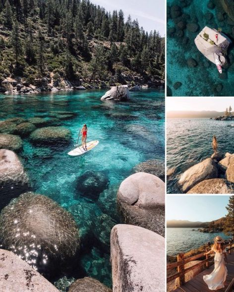 Lake Tahoe- The Best Honeymoon Vacation Destination In The