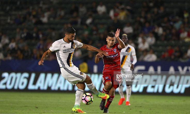 FC Dallas vs. LA Galaxy: Supporters' Shield Race Winds Down