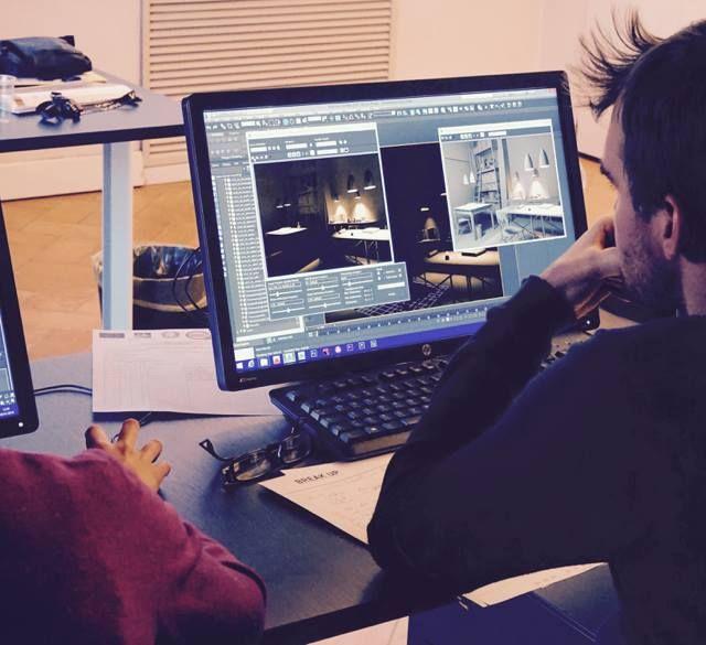 Master in Architettura e Design Digitale in ViFX - Digital Art School - in Villa Fabris a Thiene Scuola di computer grafica e centro di produzione