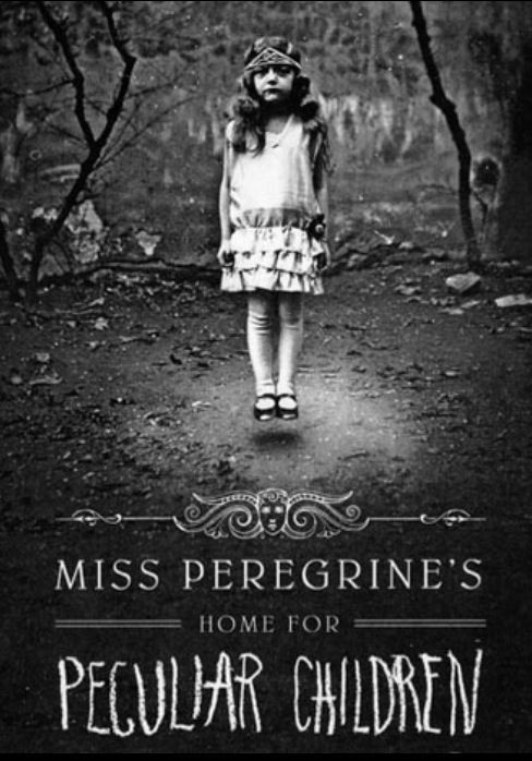 Mrs Peregrines Home For Peculiar Children Cindee's choice for our meeting at my house in October.