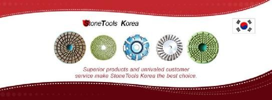 Introducing a few good Diamond Tools' Manufacturer with ethical business mind in Korea, RM Tech Korea (StoneTools Korea®)  Our mission is to exceed our customers' expectations in every product we deliver and every service we perform. online catalog supported by Korea government;  http://stonetools.gobizkorea.com sales@stonetools.co.kr https://www.facebook.com/StonePolishingPads http://www.linkedin.com/company/stonetools-korea https://www.pinterest.com/stonetoolskorea