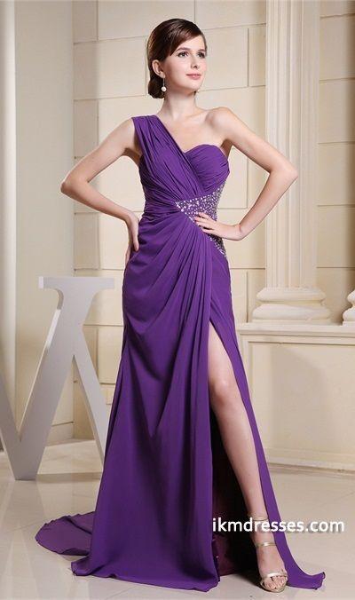 http://www.ikmdresses.com/Beading-Chiffon-Silk-like-Satin-Brush-Sweep-Train-Wedding-Guest-Dress-p19373