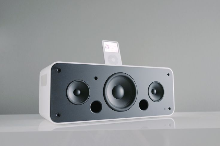 Apple iPod hifi - This will make us look cooler than we are.