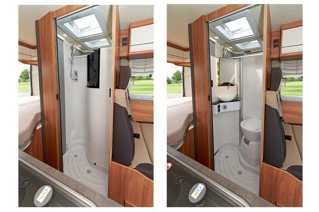 Possl Summit 540 2020 Mit Bildern Kompaktes Badezimmer