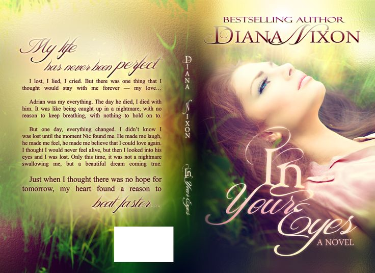 Diana Nixon's Official Page: In Your Eyes: full wrap