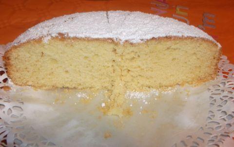 Torta al Budino alla vaniglia x il compleanno di mia nipote Melinda!!!