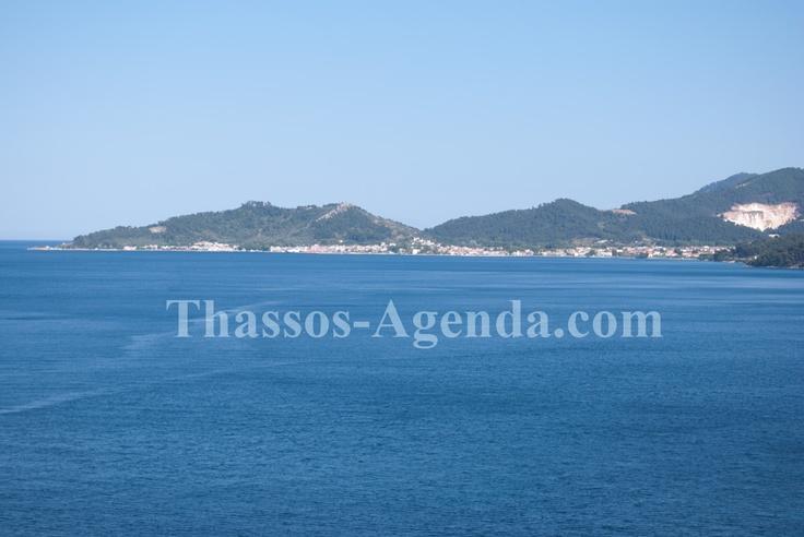 Limenas, capital of Thassos