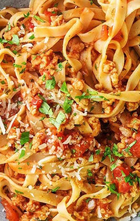 Recipes on pasta boxes
