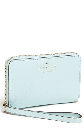 kate spade new york 'cherry lane - louie' wristlet available at #Nordstrom
