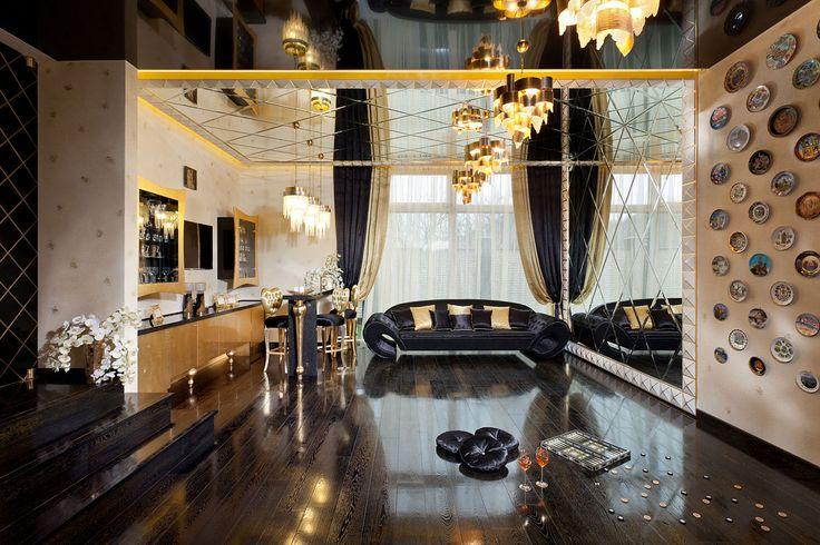 17 beste idee n over zwarte bank op pinterest zwarte bank decor huiskamer en zwarte banken - Interieurdesign ideeen ...