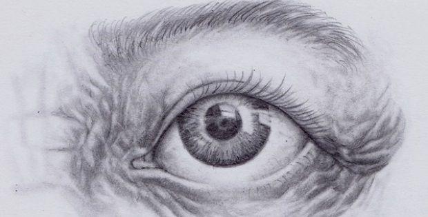 tips menggambar dengan pensil