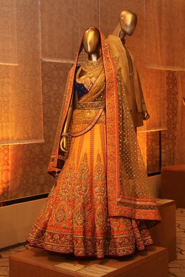 Tarun tahiliani wedding collections....