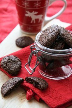 Gyors kakaós-diós gluténmentes keksz amit mindenki imádni fog! - Gluténérzékenység, Cöliákia, Gabonaallergia.....Kné.