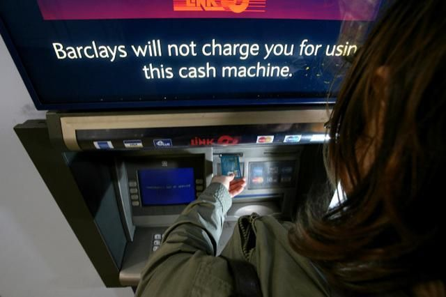 Did your credit card get stuck in an ATM? It might be a hacking attack!