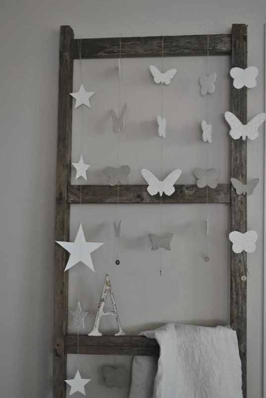 17 best ideas about old ladder decor on pinterest old