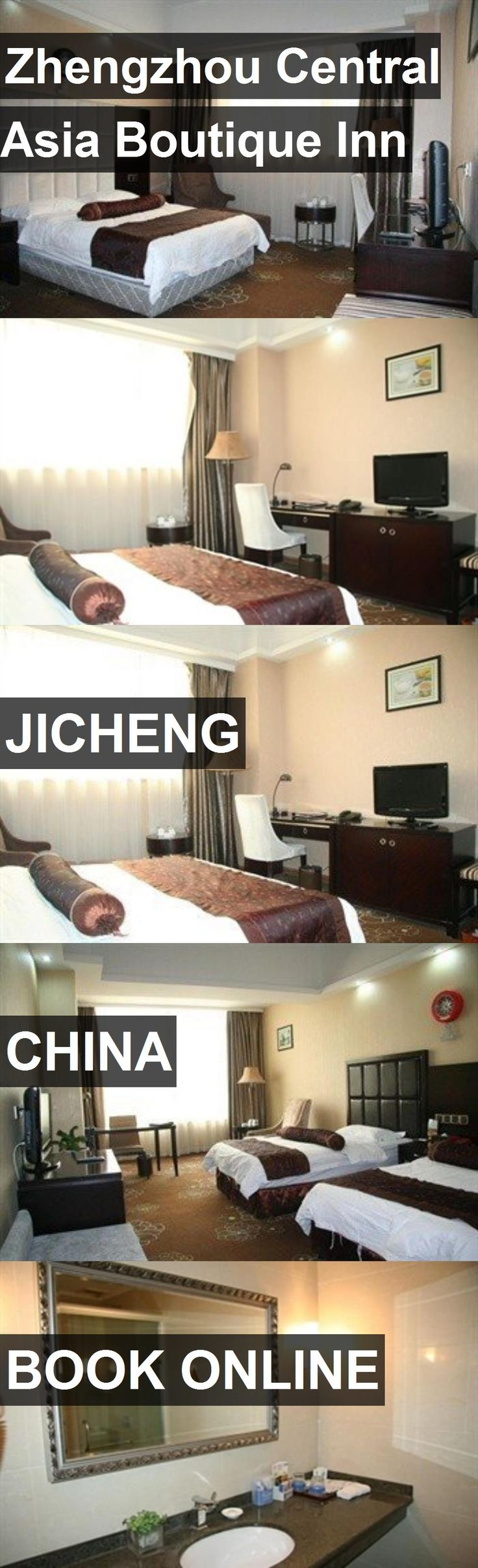 Hotel Zhengzhou Central Asia Boutique Inn in Jicheng, China. For more information, photos, reviews and best prices please follow the link. #China #Jicheng #travel #vacation #hotel