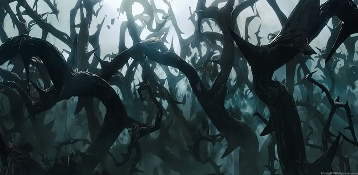 Deathclan's dangerous Thorns 0dc5f4483c0a857eb76e2b3acf0d755d