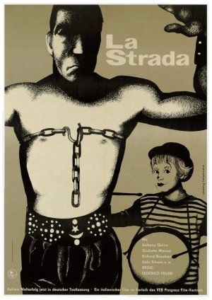 La strada (1954) Germany