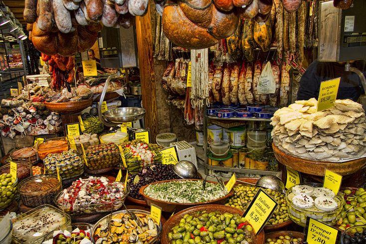 Santa Catalina market - Palma Mallorca -