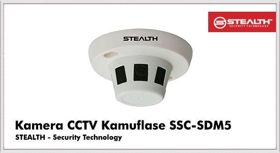 Kamera CCTV Kamuflase SSC-SDM5