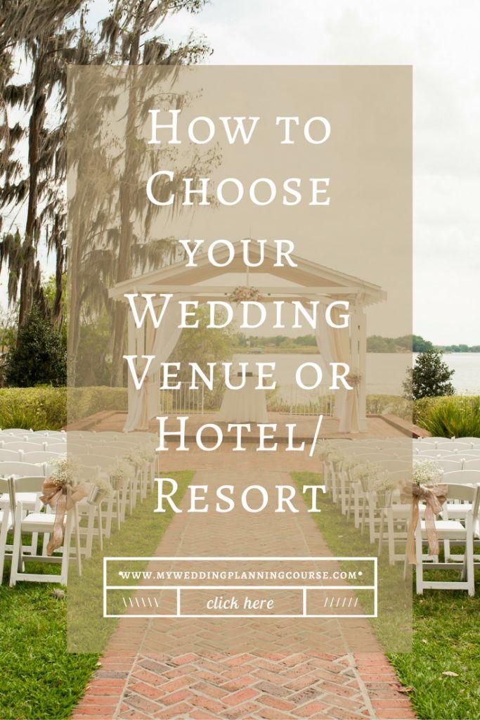 DIY Wedding Planning Advice Venue 38