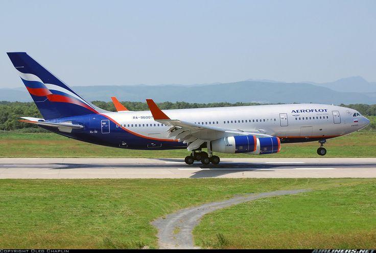 Aeroflot, Ilyushin Il-96-300 aircraft picture