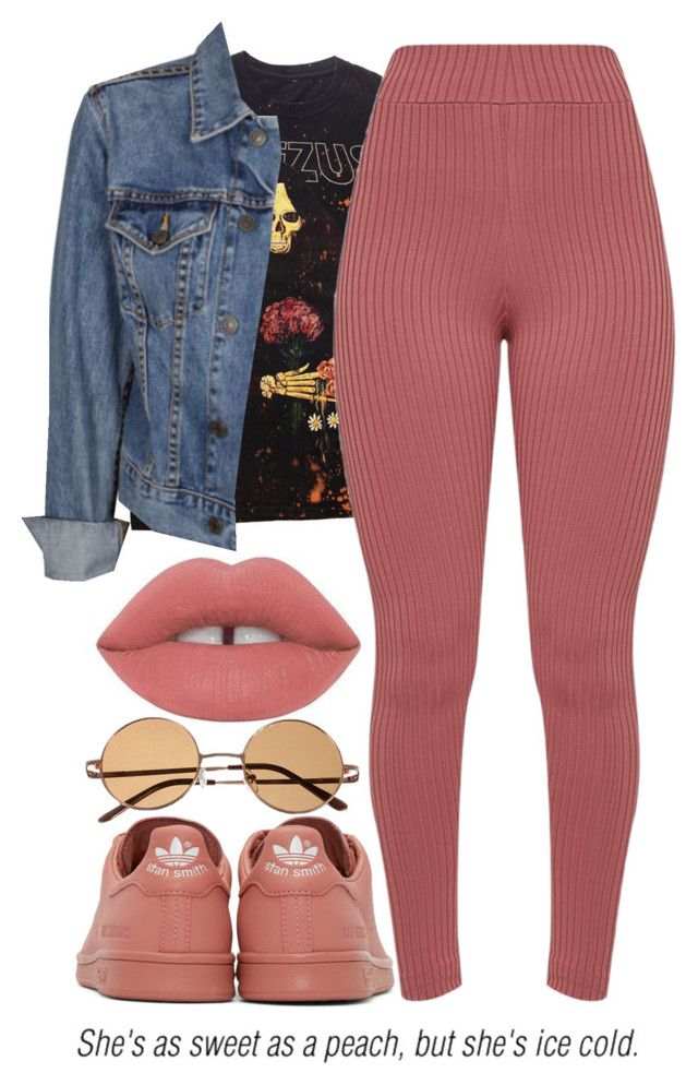 """""""The Airplane Song"""" by meyarose31 on Polyvore featuring Raf Simons, Lime Crime and Levi's"""