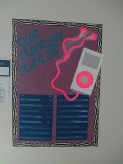 Another take on the iPod bulletin board idea!