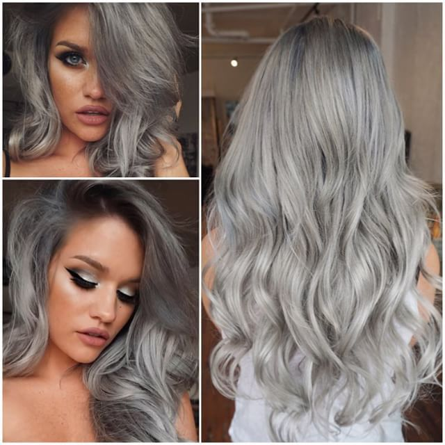@ssssamanthaa is a silver fox!  Thanks for trusting me to do whatever! Created